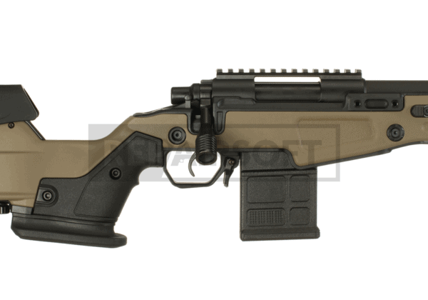 AAC T10 Bolt Action Sniper Rifle Tan