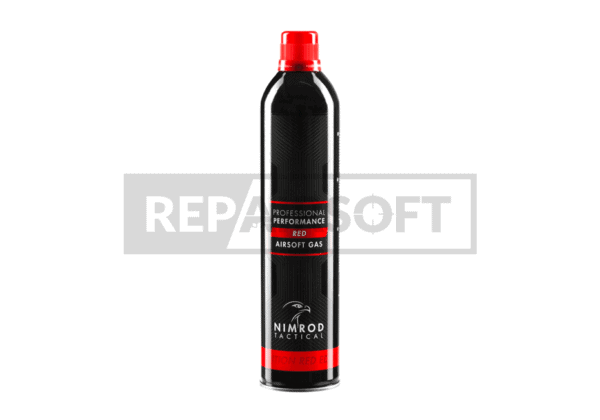 Professional Performance Red Gas 500ml