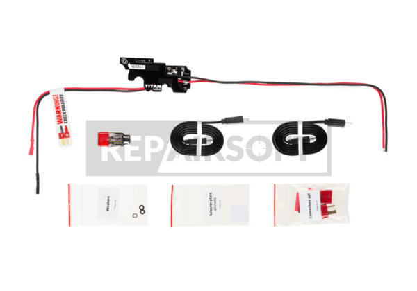 Titan V2 NGRS Advanced Set Front Wired