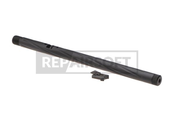 L96 Twisted Outer Barrel Short + Mag Catch